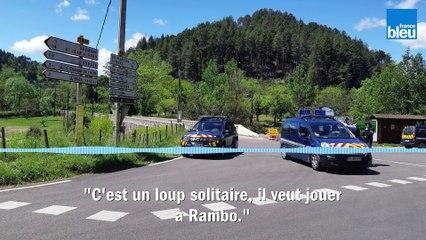 """Double meurtre dans les Cévennes : """"C'est un loup solitaire, il veut jouer à Rambo."""""""