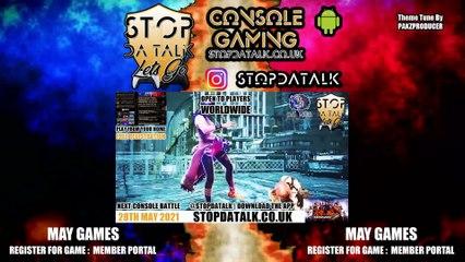 Stop Da Talk, Lets Go : Console Gaming May Events Are Fifa 21 , Tekken 7 , Mortal Kombat 11