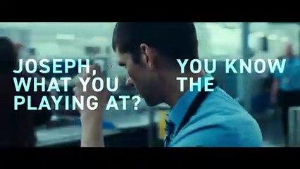 Surge trailer starring Ben Whishaw