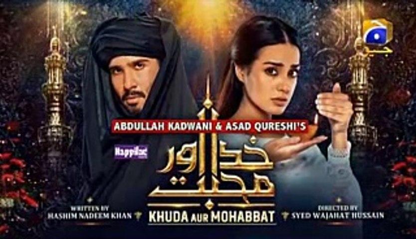 Khuda Aur Mohabbat - S 3 EP 16 - 28th May 2021