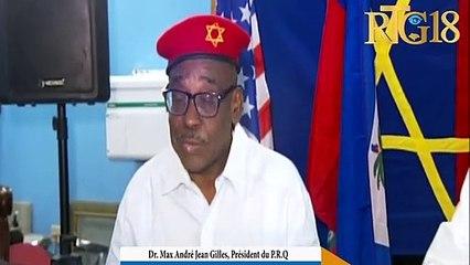 Lansman ofisyèl pati revolisyonè kiskeya ki gen pou objektif yon nouvo oryantasyon pou peyi Ayiti.