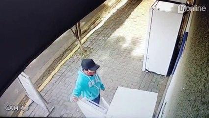 PM prende três homens por furto de celular em comércio