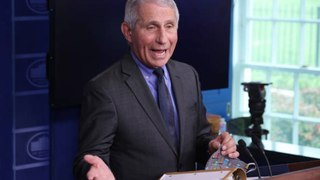 Dr. Fauci Joins Teachers Union in Call for Schools to Fully Reopen