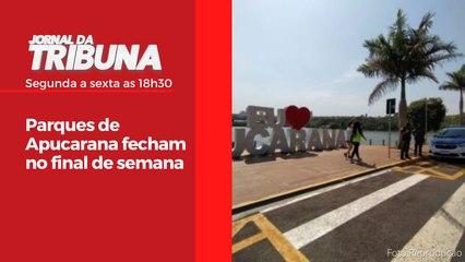 Parques de Apucarana fecham no final de semana
