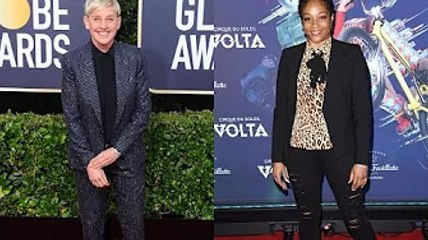Report: Ellen DeGeneres Is Set to Be Replaced by Tiffany Haddish as New Daytime TV Face