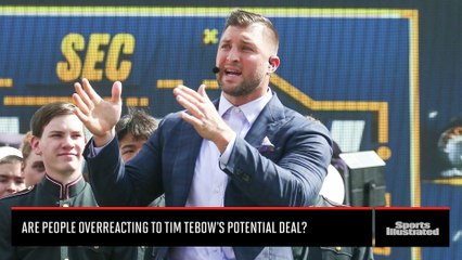 Are People Overreacting To Tim Tebow's Jaguars Deal?