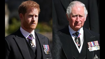 Prince Harry Branded 'Ungracious' for Hurtful Remarks About Dad Charles After Prince Philip's Death
