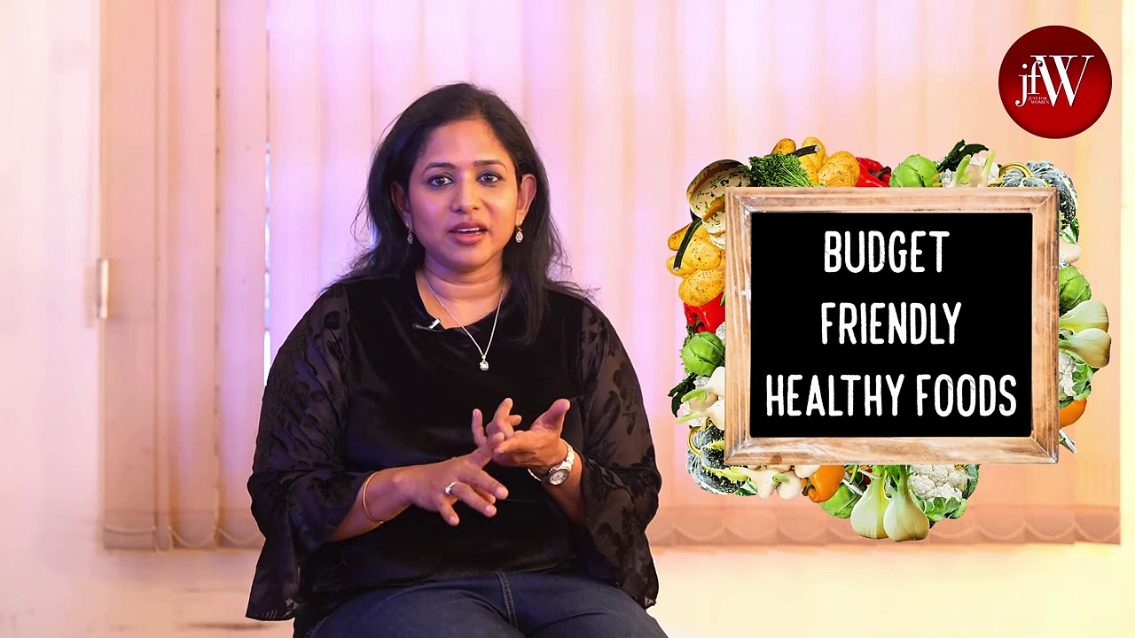Healthy Eating   Budget-Friendly Healthy Foods In Tamil   Jfw Health