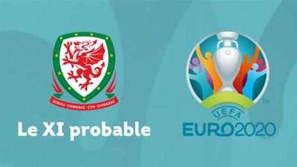 Le XI probable du Pays de Galles pour l'Euro 2021