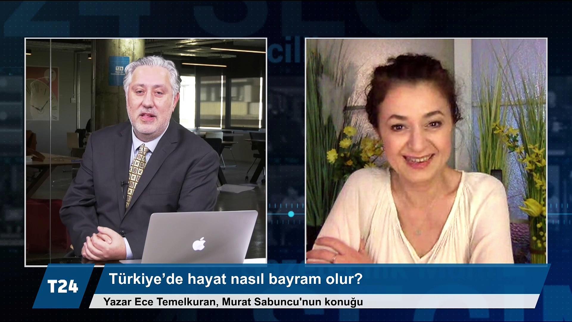 Ece Temelkuran: Türkiye'de en çok neşe katledildi!