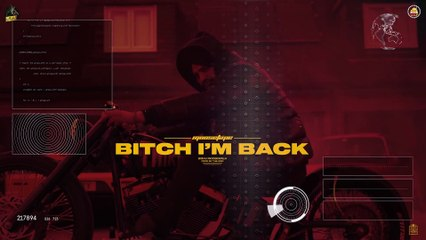 Bitch I'm Back (Official Audio) - Sidhu Moose Wala   Moosetape   Bitch I m Back Sidhu Moose Wala