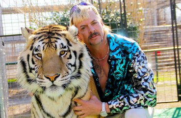Joe Exotic reveals he has been diagnosed with prostate cancer