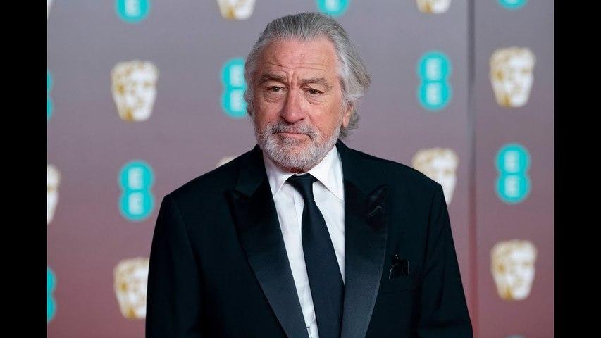 ✅  Robert de Niro blessé, l'acteur a été hospitalisé