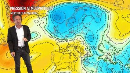 Illustration de l'actualité Bulletin météo pour le dimanche 16 mai 2021