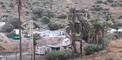 Vista panorámica de las obras en el CATE de Barranco Seco y las instalaciones de Frontex