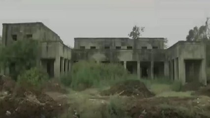 Ground Report: Government hospital in Baghpat become ruins