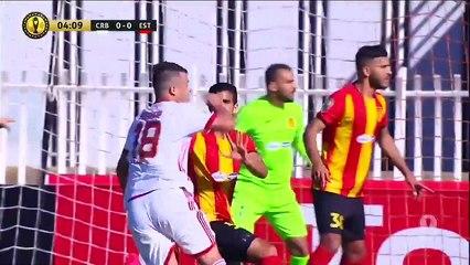 CAF CL : CR Belouizdad - ES Tunis