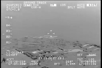 UFO over Puerto Rico airport