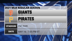 Giants @ Pirates Game Preview for MAY 16 -  1:05 PM ET