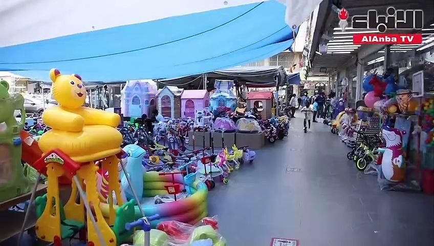 «الأنباء» تابعت الإقبال على شراء الألعاب مع عيد الفطر السعيد وقرب عطلة الصيف وانتهاء الدراسة