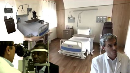 hopitalVidéo- A la découverte de l'hôpital américain de Paris où vont se soigner nos autorités pour une nuitée à 3500 euros