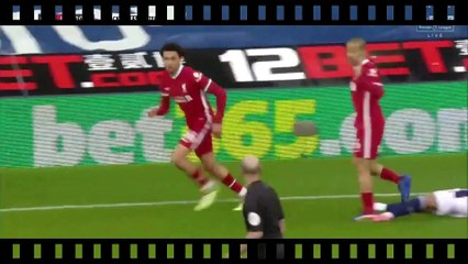 West Brom vs Liverpool 1-2 Extended Highlights & Goals 2021