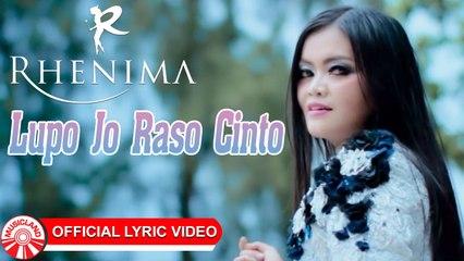 Rhenima - Lupo Jo Raso Cinto [Official Lyric Video HD]