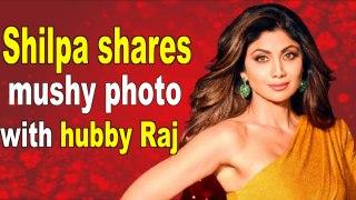 Shilpa Shetty showcases 'love in the time of Corona'