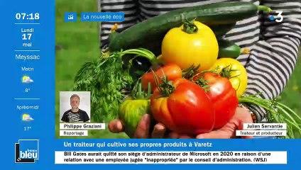 17/05/2021 - La matinale de France Bleu Limousin