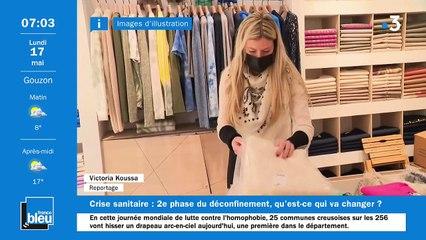 17/05/2021 - La matinale de France Bleu Creuse
