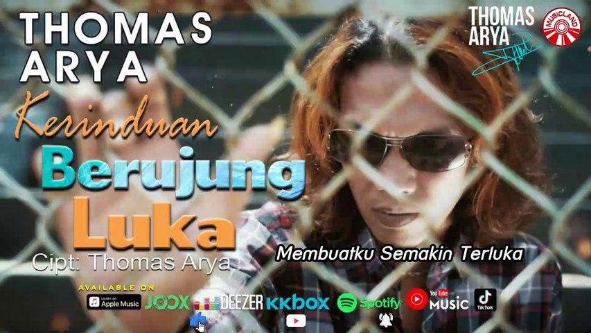 Thomas Arya - Kerinduan Berujung Luka [Official Lyric Video HD]