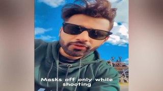 Rahul Vaidya ने Khatron Ke Khatron 11 के सेट से दिखाया Cap Town | FilmiBeat