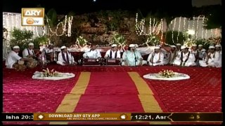Mehfil-e-Sama - Qawali - 16th May 2021 - ARY Qtv