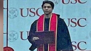 Shahrukh Khan के बेटे Aryan को बैचलर्स डिग्री तो ग्रैजुएशन सेरिमनी की तस्वीर हुई वायरल | FilmiBeat