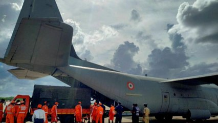 Cyclone Tauktae: Indian Navy and Air Force on alert mode
