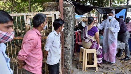 Corona cases surged rapidly in villages adjacent to NCR