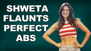 Shweta Tiwari flaunts perfect abs in new picture