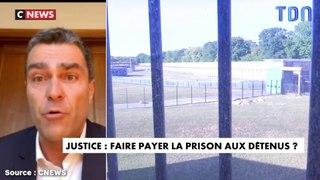 Un député LR propose de faire payer aux prisonniers leur détention