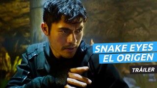 Tráiler de Snake Eyes: El origen, la película precuela de G.I. Joe