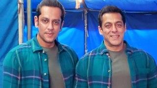Salman Khan के बॉडी डबल Parvez Kazi ने खोला ये राज़, Radhe के सेट की फोटो हुई Viral | FilmiBbeat