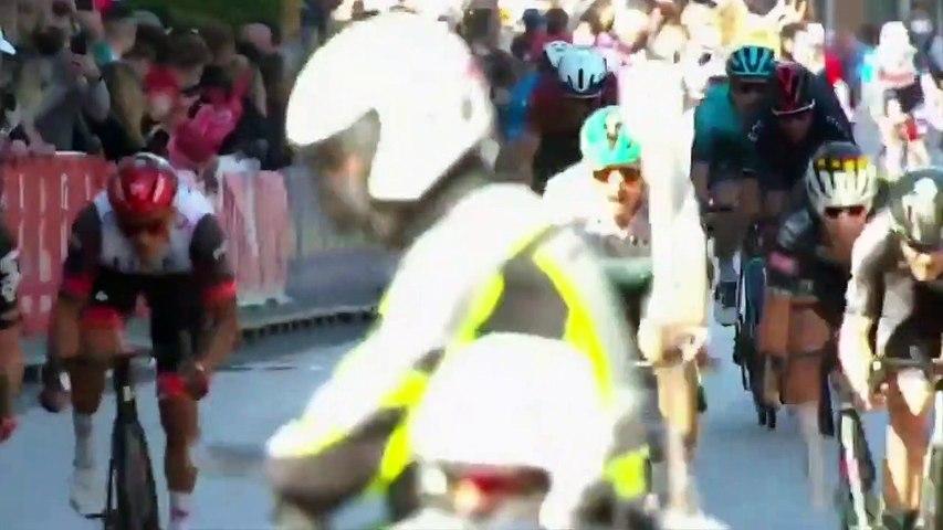 Cycling - Giro d'Italia 2021 - Peter Sagan wins stage 10