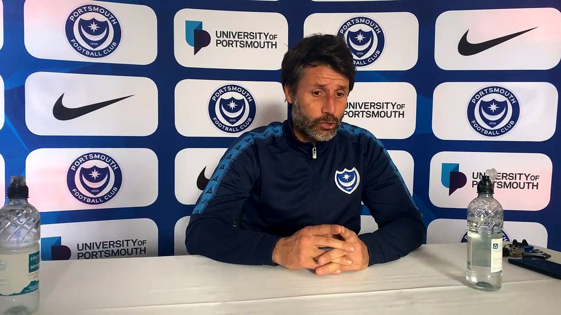 Danny Cowley - video Dailymotion