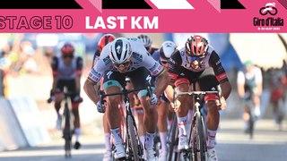 Giro d'Italia 2021 | Stage 10 | Last Km