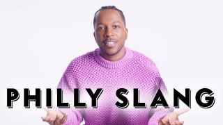Leslie Odom Jr. Teaches You Philly Slang