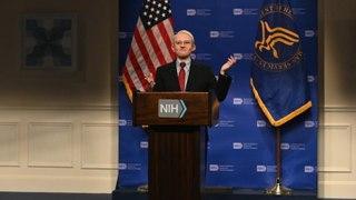'SNL' Recap: Kate McKinnon's Anthony Fauci Explains New CDC Mask Rules | THR News