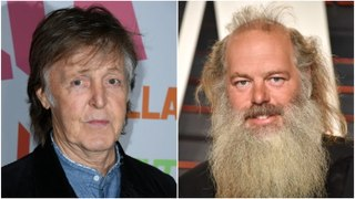 Paul McCartney-Rick Rubin Docuseries Coming to Hulu | THR News