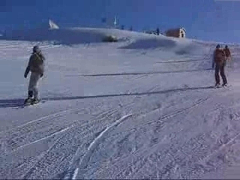Sport d'hiver