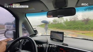 [INCIDENT] A-pillar blind spot, where are you?, 생방송 오늘 아침 210518