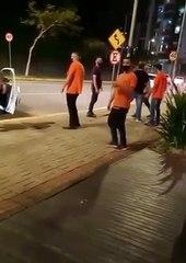 Jornalistas são agredidos em Santa Catarina; veja vídeo: