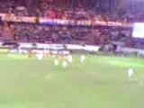 PSG-Auxerre 3-2 Fin de Match aux Authentiks